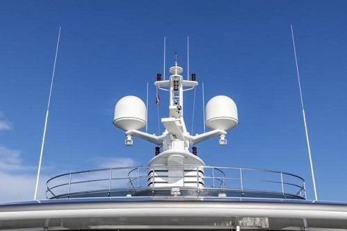 Satellite and Radar Marine Electronic Installs