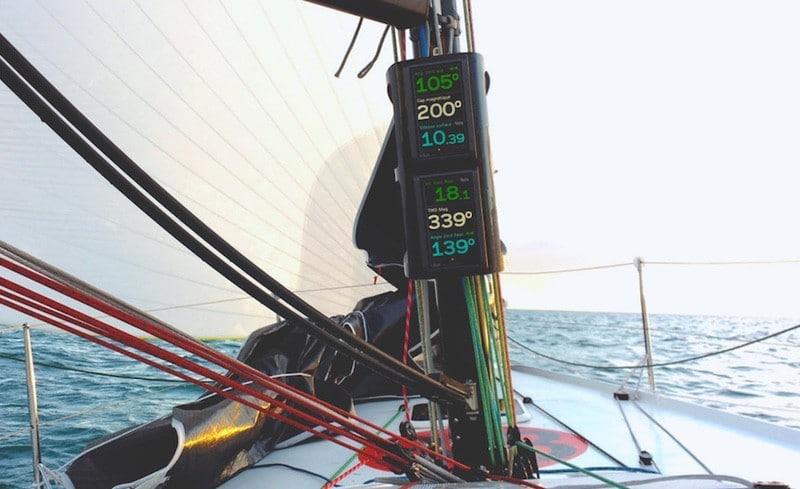 Mast Mounted Multi Display