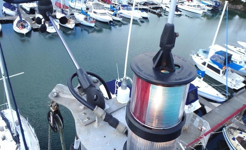 Mast Navigation Lights